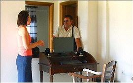 Villa (3) - Internet desk