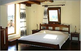 Villa (4) - Upstairs bed