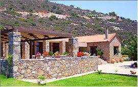 Taverna and terrace